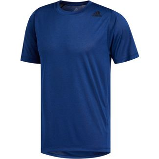 adidas Tech Funktionsshirt Herren collegiate royal-heather