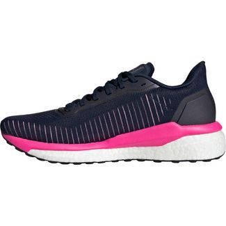 adidas Solardrive 19 Laufschuhe Damen collegiate navy-core black-shock pink