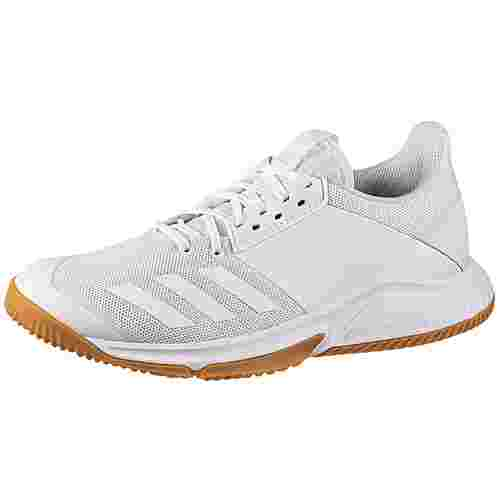 adidas Crazyflight Team Fitnessschuhe Damen white