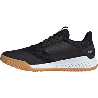 adidas Crazyflight Team Fitnessschuhe Damen core black-white