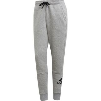 adidas Badge of Sport Sweathose Damen medium grey heather
