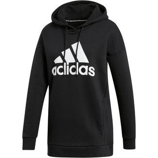 adidas Badge of Sport Hoodie Damen black