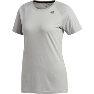 adidas PRIME 2.0 Funktionsshirt Damen solid grey