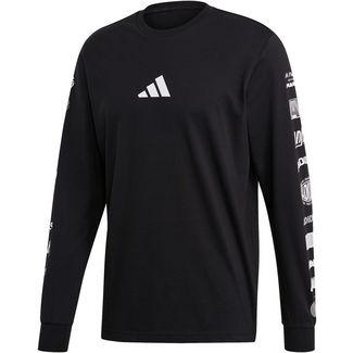 adidas The Pack Langarmshirt Herren black