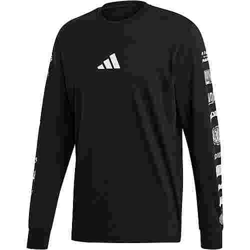 adidas The Pack Langarmshirt Herren black