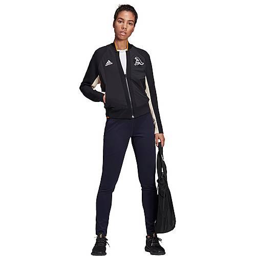 adidas VRCT Collegejacke Damen black im Online Shop von SportScheck kaufen