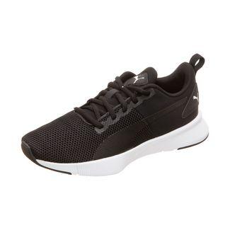 PUMA Flyer Runner Sneaker Kinder schwarz / weiß