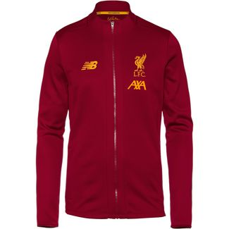 NEW BALANCE FC Liverpool Trainingsjacke Herren red pepper