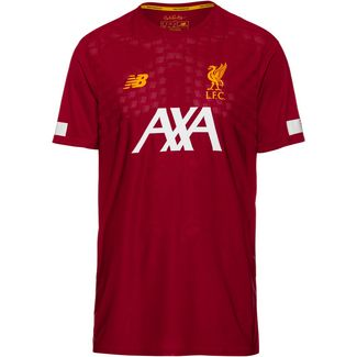 NEW BALANCE FC Liverpool Prematch Funktionsshirt Herren red pepper