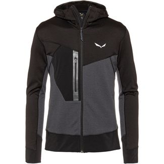 SALEWA Pedroc Fleecejacke Herren black out