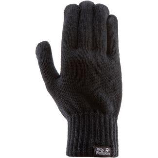 Jack Wolfskin MILTON GLOVE Fingerhandschuhe black