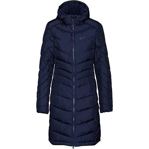 Jack Wolfskin Selenium Daunenmantel Damen midnight blue im Online Shop von SportScheck kaufen