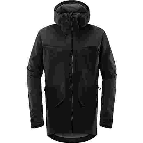 Haglöfs Grym Evo Jacket Hardshelljacke Herren True Black