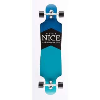 """NICE SKATEBOARDS Nice Point 40"""" x 9,25"""" Longboard bunt"""