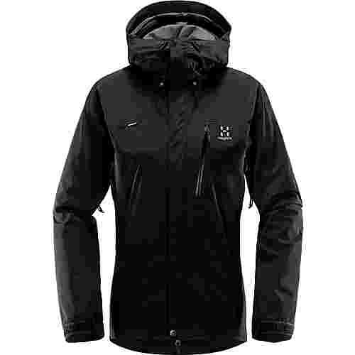 Haglöfs GORE-TEX® Astral Jacket Hardshelljacke Damen True Black