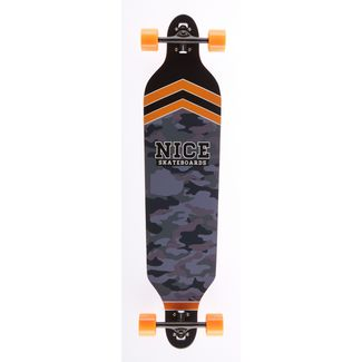 "NICE SKATEBOARDS Nice General 42"" x 9,5"" Longboard bunt"