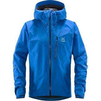 Haglöfs L.I.M Jacket Hardshelljacke Herren Storm Blue