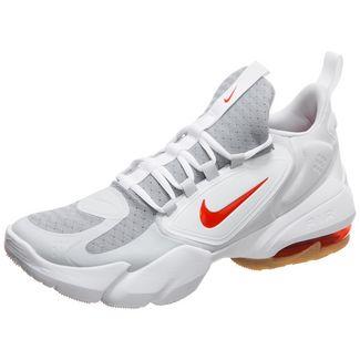 Nike Air Max Alpha Savage Fitnessschuhe Herren grau / rot