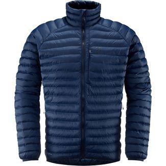 Haglöfs Essens Mimic Jacket Outdoorjacke Herren Tarn Blue
