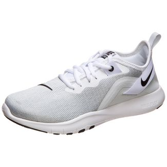 Nike Flex Trainer 9 Fitnessschuhe Damen weiß / schwarz