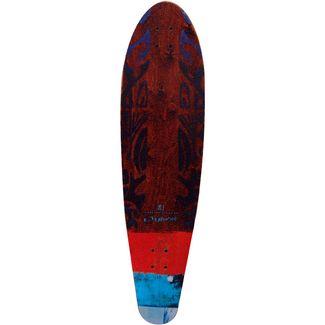 "Earthship Earthship Tribal 39"" Longboard bunt"