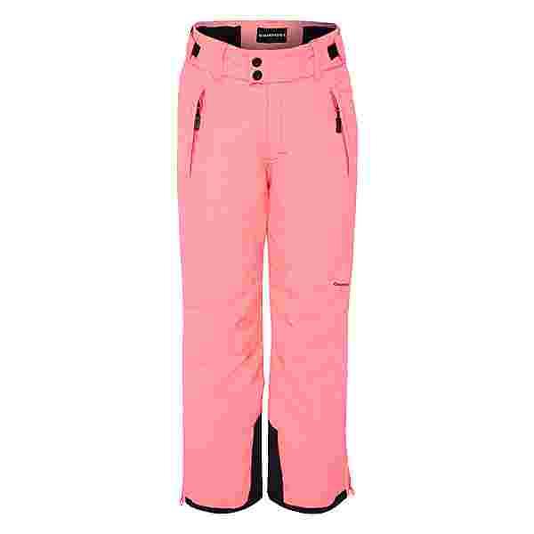 Chiemsee Skihose Skihose Kinder Neon Pink