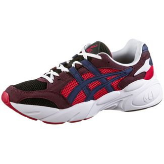 ASICS Gel-Bondi Sneaker Herren red-black-blue expanse