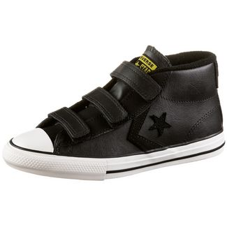 CONVERSE Star Player Sneaker Kinder almost-black-black