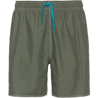 Arena Fundamentals Solid Badeshorts Herren army-sea blue