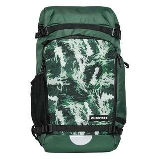 Chiemsee Rucksack Rucksack Daypack Dark Green/Sand
