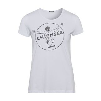 Chiemsee T-Shirt T-Shirt Damen white