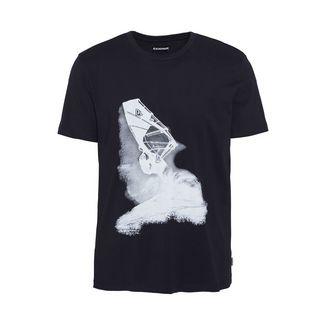 Chiemsee T-Shirt T-Shirt Herren Deep Black