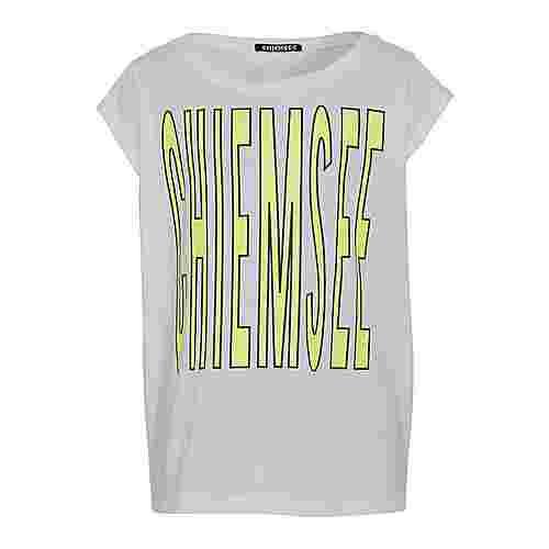 Chiemsee T-Shirt Kids T-Shirt Kinder Bright White