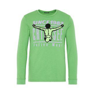 Chiemsee Longsleeve T-Shirt Herren Irish Green