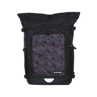 Chiemsee Rucksack Daypack Pink/Black AOP