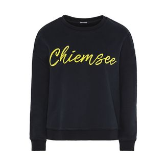 Chiemsee Sweatshirt Sweatshirt Damen Deep Black