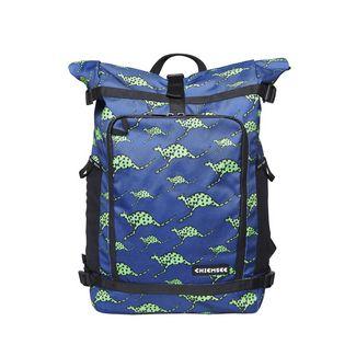 Chiemsee Rucksack Daypack DK BLUE/M GREEN