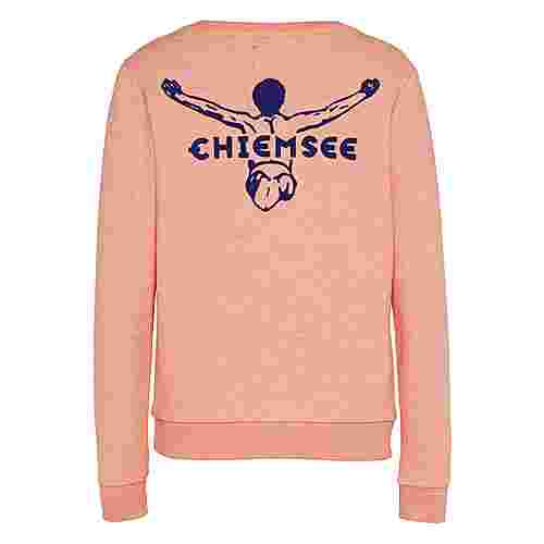 Chiemsee Sweatshirt Kids Sweatshirt Kinder Neon Orange