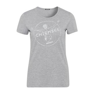 Chiemsee T-Shirt T-Shirt Damen light grey mela