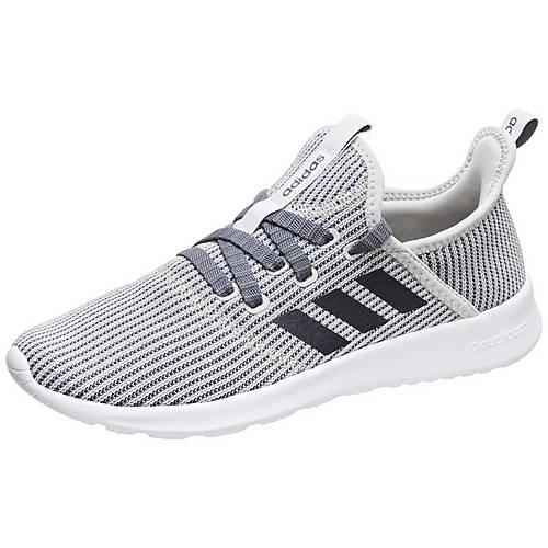 Adidas Cloudfoam Pure Sneaker Damen weiß / grau im Online ...