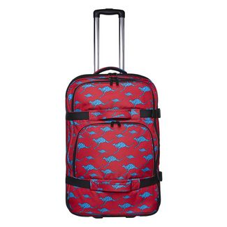 Chiemsee Reisetasche Reisetasche DARK RED/M BLUE