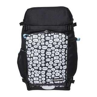 Chiemsee Rucksack Rucksack Daypack White/Black
