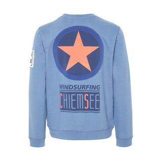 Chiemsee Unisex Sweatshirt Sweatshirt Coronet Blue