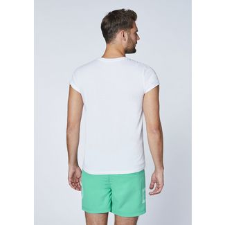 Chiemsee T-Shirt Doppelpack T-Shirt Herren Bright White