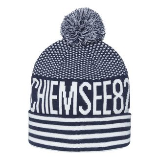 Chiemsee Mütze Beanie BlackIris
