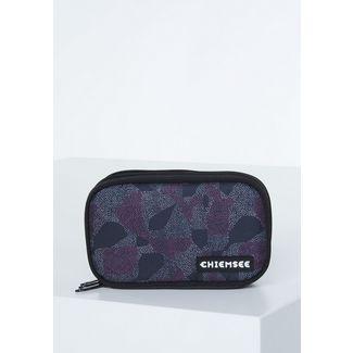 Chiemsee Federtasche Federmäppchen Pink/Black AOP