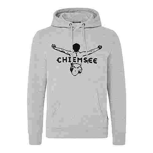 Chiemsee Sweatshirt Sweatshirt Herren Neutr. Grey Mel.