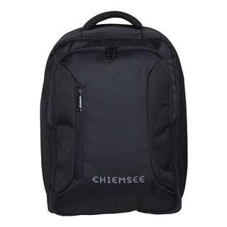 Chiemsee Rucksack Rucksack Daypack Deep Black