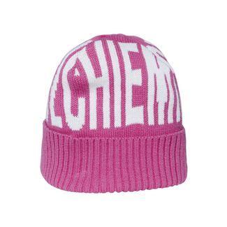 Chiemsee Mütze Bommelmütze Damen Magenta