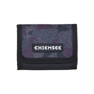 Chiemsee Portemonnaie Geldbeutel Pink/Black AOP
